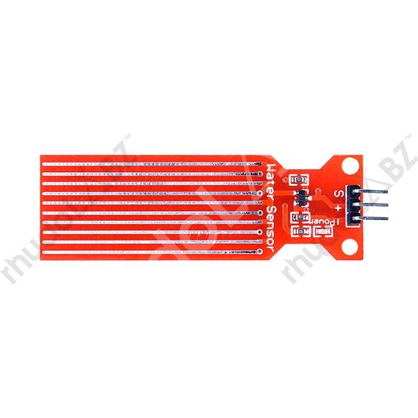 High Sensitivity Water Sensor -Arduino Compatible : rhydoLABZ INDIA