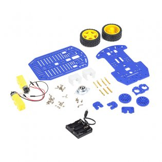 Magician Chassis arduino platform plastic material