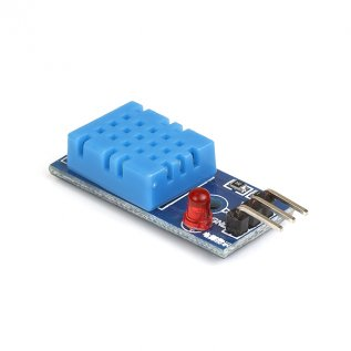 DHT11 Temperature And Humidity Sensor Module (Chineese)