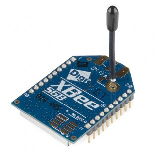 XBee WiFi - Wire Antenna