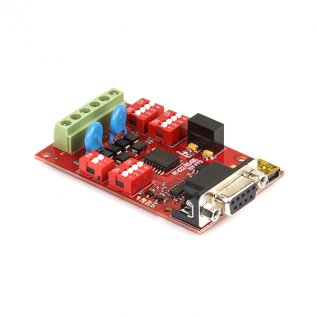 RS232 TO RS485/RS422 Board With Isolation - rhydoLABZ
