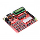 PIC18F4580 CAN Development board - rhydoLABZ