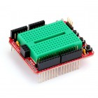 Proto Shield with Breadboard - rhydoLABZ