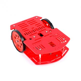 I-ROVER Robotic Chassis