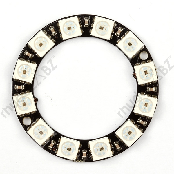 CJMCU 12 Bit WS2812 5050 RGB LED Small Ring With Fashion Light - Click Image to Close