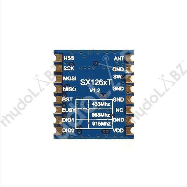 868/915Mhz TCXO Lora Sx1262 Module : rhydoLABZ INDIA
