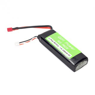 Polymer Lithium Ion Battery - 2200mAh 7.4V