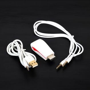 HDMI To VGA Adapter With Power And Audio
