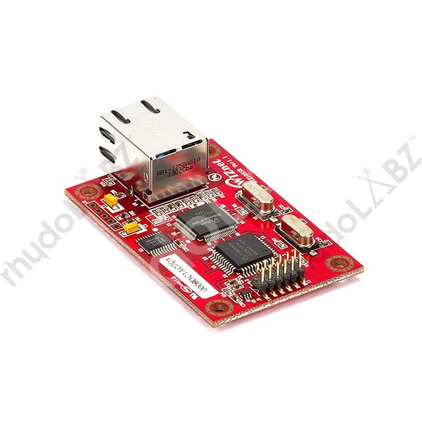 WIZ105SR-Serial to Ethernet Module : rhydoLABZ INDIA