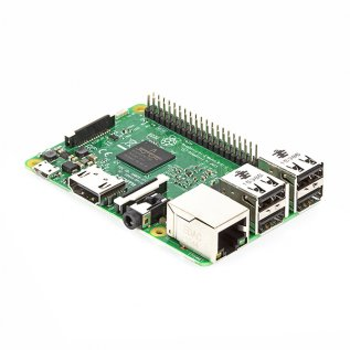Raspberry Pi3 with Built-in WiFi and Bluetooth LE