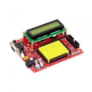 ARM LPC2129 Development board-Mini