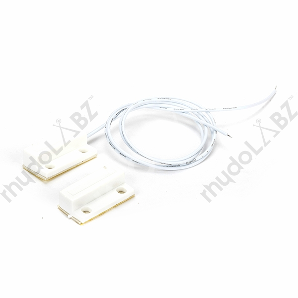 Door/Window contact magnetic reed switch - Click Image to Close