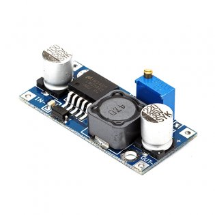 DC-DC Buck Converter Step Down Module LM2596 Power Supply