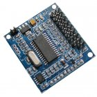 Servo Controller ( Usart & I2C) with ADC