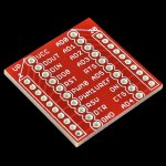 Breakout Board for XBee Module - Sparkfun USA