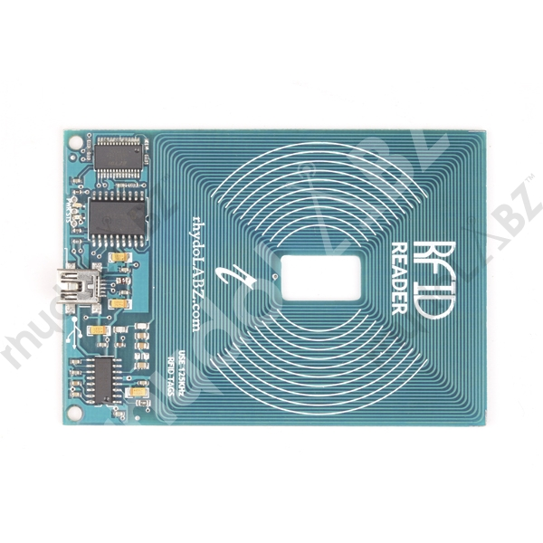 RFID Reader (125Khz) - USB : rhydoLABZ INDIA