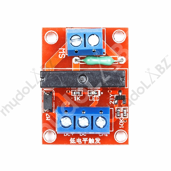 1-Channel Solid-State Relay : rhydoLABZ INDIA