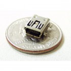 USB mini-B Connector (SMD)