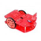 I-ROVER Robotic Chassis with servo pan kit