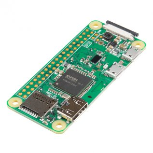 Raspberry Pi Zero W (with Case)