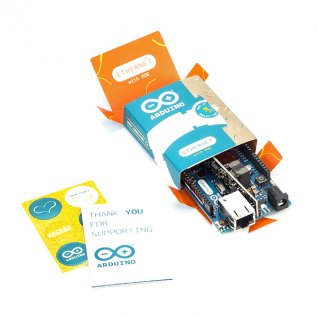 Arduino Ethernet with POE (Orginal Arduino-Italy)