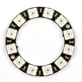 CJMCU 12 Bit WS2812 5050 RGB LED Small Ring With Fashion Light