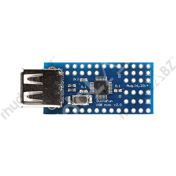 Arduino Mini USB Host Shield : rhydoLABZ INDIA