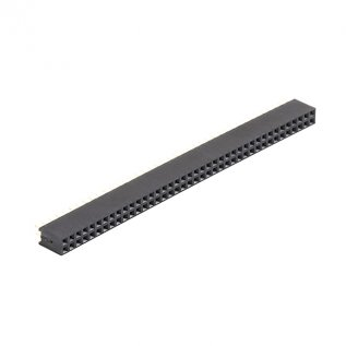 Break Away Female Headers 40 X 2 (straight-2.54mm)