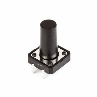 12MM x 12MM Tactile Switch -14MM Shaft Length