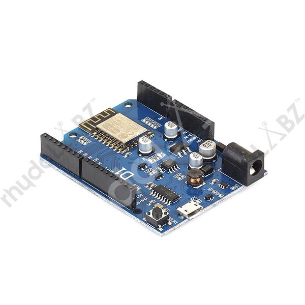 Wemos D1 R2 Wifi -Esp8266 Development Board (Arduino Compatible