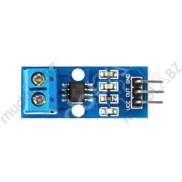 ACS712 Current Sensor Module - 20A [SEN-2817] : rhydoLABZ INDIA