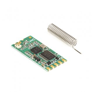 HC-11 CC1101 wireless to TTL serial 433Mhz
