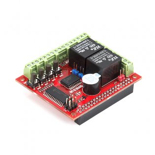 Raspberry Pi-IO Board