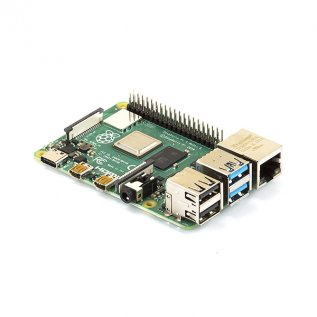Raspberry Pi 4 Model B with 1 GB RAM