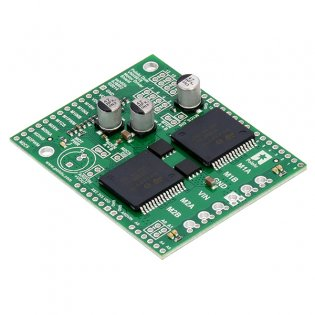 Dual VNH5019 Motor Driver Shield for Arduino