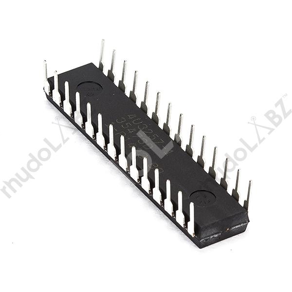 ATMEGA328P-PU Microcontroller(PDIP) : rhydoLABZ INDIA