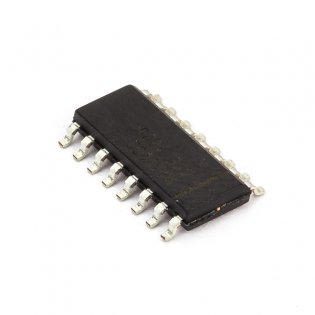 MAX3232CPE RS-232 Transceivers (SOIC-16)