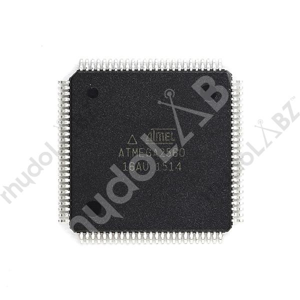 ATMEGA2560-16AU Microcontroller [MIC-0047] : rhydoLABZ INDIA