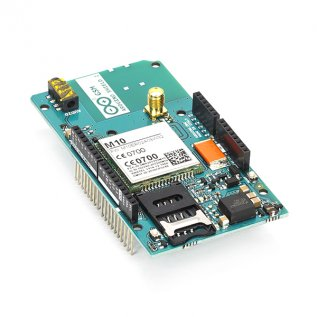 Arduino GSM Shield 2 with SMA Connector (Arduino)
