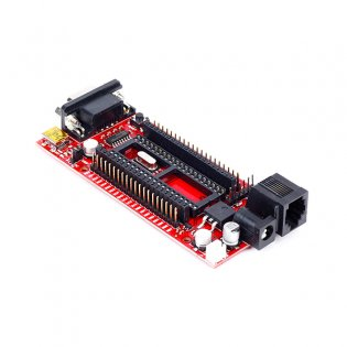 PIC Microcontroller Quickstart Board V2