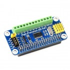 High-Precision AD HAT for Raspberry Pi, ADS1263 10-ch 32-bit