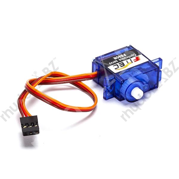 FS90R Micro 1 3kg cm 360 Degree Continuous Rotation Servo