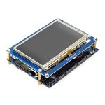 ATMEL SAM9G45 ARM9 Board with 4.3inch touch LCD