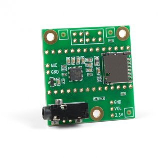 Teensy 4 Audio Shield (Rev D)