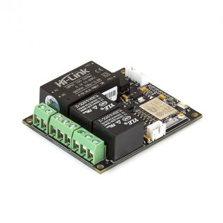 IoT Wifi Board With SMPS & Relay (2 O/P & 2 I/P)