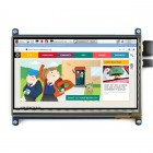7 Inch Capacitive Touch Screen HDMI LCD (C) for Raspberry Pi