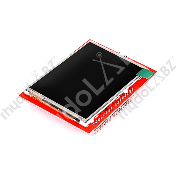 2 4 inch tft lcd touch screen module for arduino