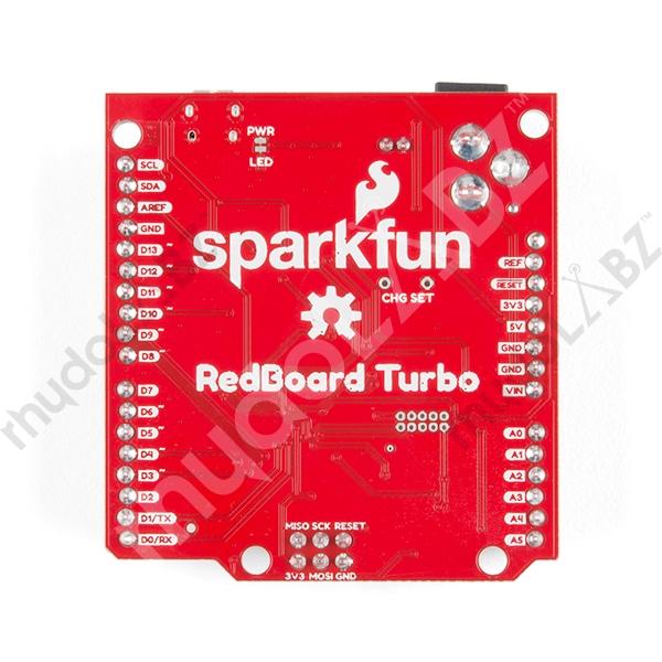 Sparkfun Redboard Turbo - SAMD21 Development Board : rhydoLABZ INDIA