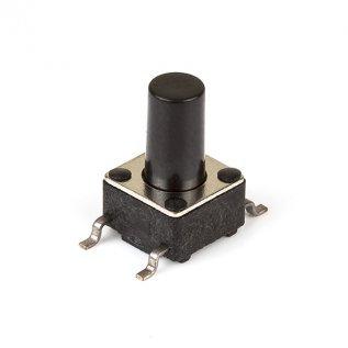 Mini Push Button Switch SMD - 7mm