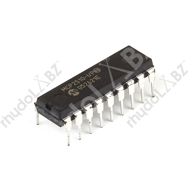 MCP2510-I/P - CAN Bus Controller IC (18 Pin) - Click Image to Close